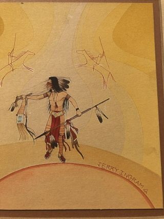 Jerry Ingram Indian Picture