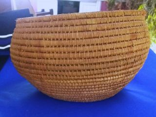 2 Small Southern California Mission Indian Basket Native American