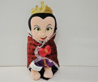 Disney Parks Babies Evil Queen Blanket Plush Baby Doll Snow White And The Seven