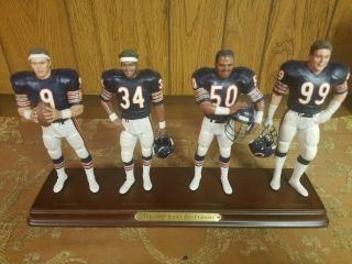 1985 Bowl Champions Chicago Bears Greats