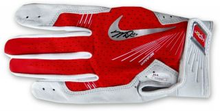 Mike Trout Signed Autographed Nike Batting Glove Los Angeles Angels Jsa Z29846