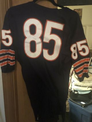 1964 To 1968 Chicago Bears Game Worn Home Jersey