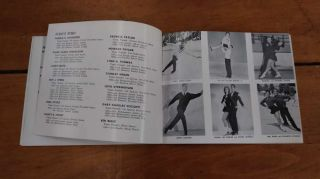 Broadmoor 1961 National Figure Skating Championships 1961 Program J81614 4
