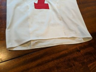 Colin kaepernick Jersey Game Issued Worn 2013 49ers 2