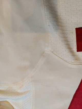 Colin kaepernick Jersey Game Issued Worn 2013 49ers 4