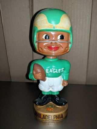 Philadelphia Eagles Black Face Nodder
