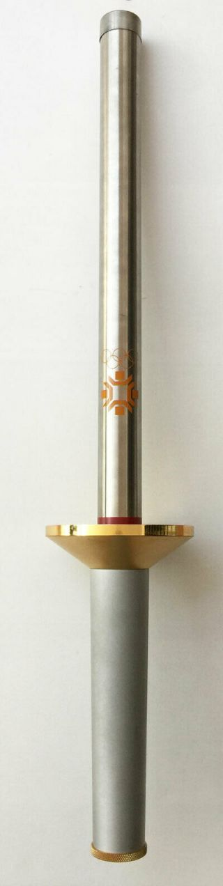 Sarajevo - Winter Olympic Games Torch 1984. ,  Not Burnt