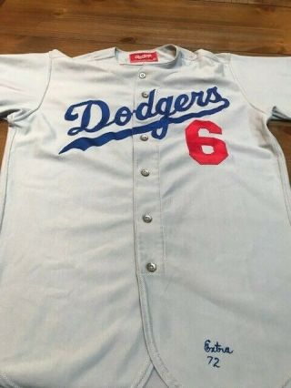 Steve Garvey Baseball Uniform