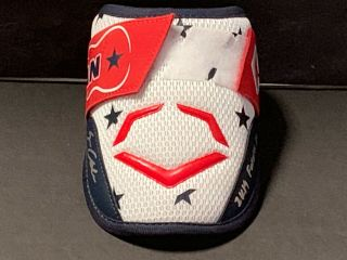 Jo Adell Los Angeles Angels Signed 2019 Futures Game Game Elbow Guard Pad