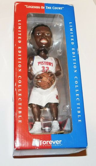 "Richard "" Rip "" Hamilton Detroit Pistons Forever Bobble Head Mib"