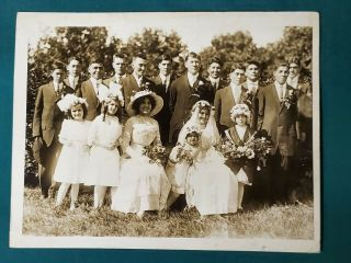 Jim Thorpe - Type 1 Photograph - Wedding Party