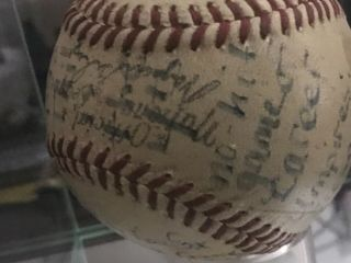 Sandy Koufax perfect game/ no hitter game ball 9/9/65. 5