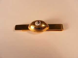 1951 LOS ANGELES RAMS WORLD CHAMPION CHAMPIONSHIP TIE CLIP 14K Gold 3