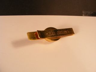 1951 LOS ANGELES RAMS WORLD CHAMPION CHAMPIONSHIP TIE CLIP 14K Gold 6