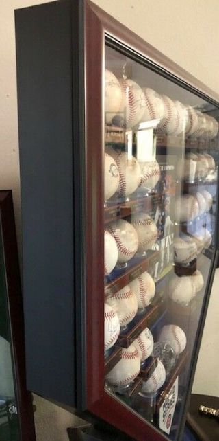 2016 Chicago Cubs Game Baseballs with case.  Kris Bryant,  Rizzo,  Baez,  Lester 4