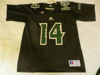 Rare Russell Athletic University Of Hawaii 14 Timmy Chang Jersey,  Men