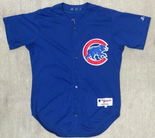 2000 Encarnacion Milb Baseball Game Worn Chicago Cubs Jersey