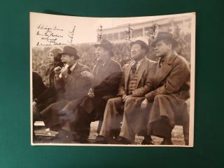 Jim Thorpe - Type 1 Press Photo - 1936