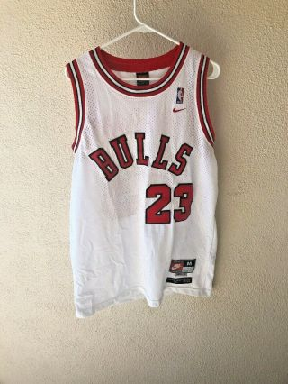 Nike Chicago Bulls Michael Jordan Jersey Flight 8403 1984