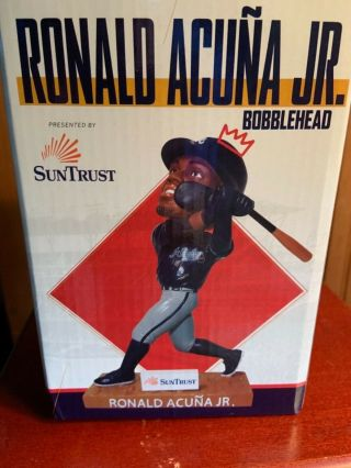 Ronald Acuna Jr Bobblehead