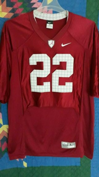 Nike 22 Alabama Crimson Tide Football Jersey Size Men