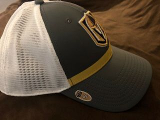 Vegas Golden Knights Jonathan Marchessault 81 Player Issued Hat