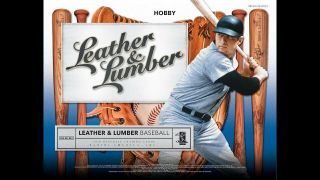 Oakland Athletics 2019 Leather & Lumber 10 Box Case Break