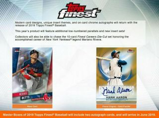 Seattle Mariners 2019 Topps Finest Baseball 8 Box Full Case Break 4