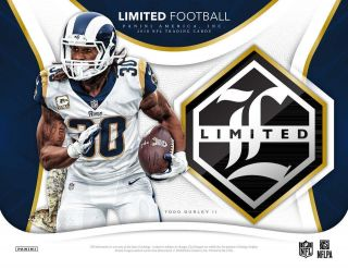 San Francisco 49ers - 2018 Panini Limited Football 1/2 Case 7box Live Break 1