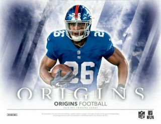 Atlanta Falcons 2018 Panini Origins Football Half Case 8 Box Live Break 2