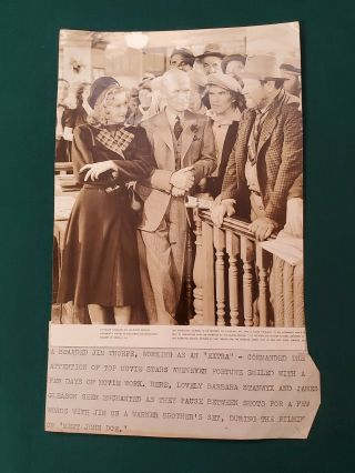 Jim Thorpe Type 1 Press Photo - Movies