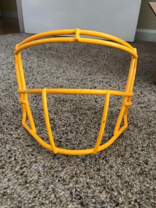 Riddell Speedflex Facemask Sf - 2bd - Sw Yellow/gold