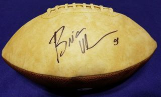 Brian Urlacher Autographed Chicago Bears Limited Edition Football Beckett