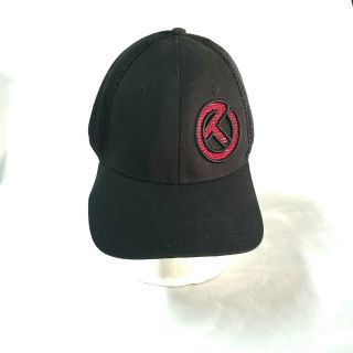 Rare Scotty Cameron Circle T Strapback Golf Hat Cap Black/red Titleist Putters