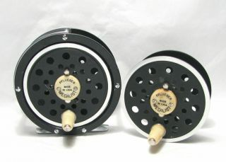 Pflueger Medalsit 1494 - 1/2 Fly Reel With Spare Spool
