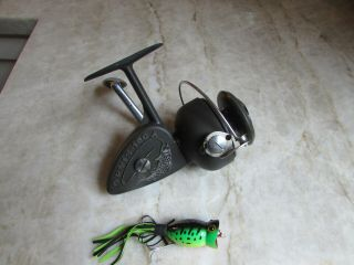 Vintage Orvis 100 A Spinning Reel,  Mechancal & Cosmetic Cond.  Italy