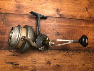 Vintage Pacific Spinning Reel Made In France Good Cond