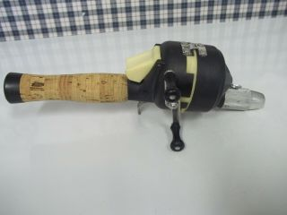 Idem 26 Vintage Zebco 99 Rod Butt And Reel Combo Very Rare