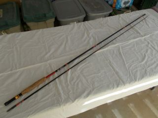 Vintage Harnell 2pc 9 1/2 Ft.  Fly Rod -