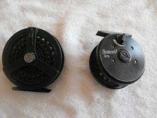 Fly Fishing Reels Berkley 556 And System 1 678
