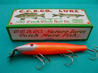 Creek Chub Limited Edition 700 Pikie - Goldfish - Unfished