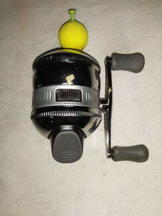 Zebco Platinum 33 Push Button Casting Reel