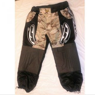 Rare Camo Jt Team Pants Paintball Vintage Size 42 - 46 Xl Extra Large