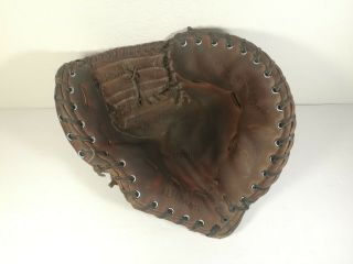 Vintage Rare Wilson A2488 Major League Baseball Glove Mitt Made In Usa Rht