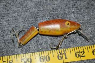 Vintage L&s Pike - Master Fishing Lure