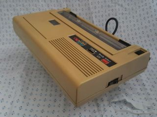 Rare Collectible Vintage Okimate 20 En3211 Color Printer For Commodore 64