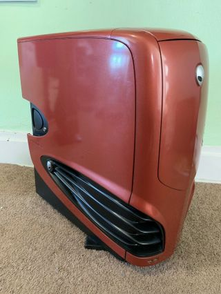 Vintage Alienware Area 51 Pc Gaming Case Rare Red Case Only