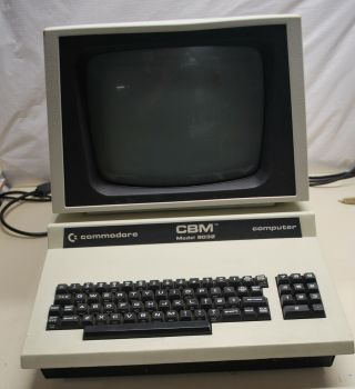 Rare Cbm 8032 Commodore Business Machine - Ships Worldwide