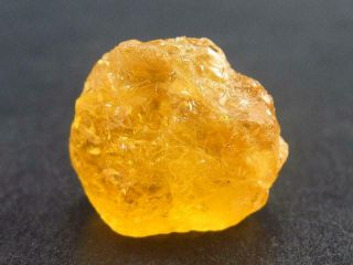 Rare Etched Gem Heliodor Crystal From Brazil 16.  1 Carats