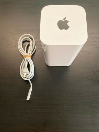 Apple Airport Extreme Wireless Router (me918ll/a) A1521 Rare